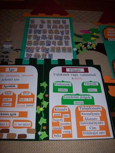 Vár 2. részlete School Classroom, Classroom Decor, Holidays And Events, Grammar, Little Ones, Literature, Homeschool, Teacher, Education