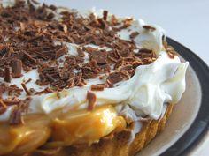 5:2 Diet - Low calorie Banoffee Pie - Great British Chefs