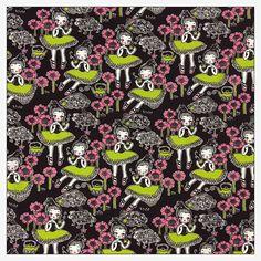 Kamomilla by Leena Renko Print Fabrics, Printing On Fabric, Kids Outfits, Cool Stuff, Design, Fabric Printing, Design Comics