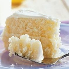 """lemonade layer cake from """"cooking light"""" recipes"""