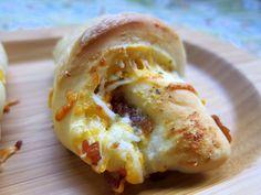 Plain Chicken Blog - Cheesy, Bacon, Ranch Crescents...........oh yum!!