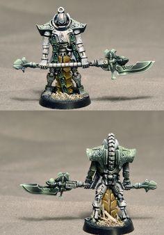 Necron Lord - Obiron