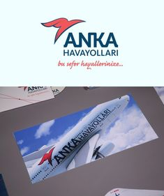 Showcase of Beautiful Airline Logo Designs