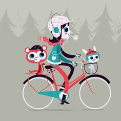 Made by: Tiago Americo  - (Cycling, Biking)