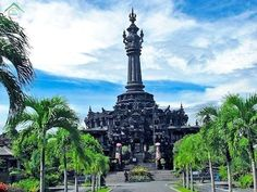 Lapangan Braja Sandi Niti Mandala Renon Denpasar Bali
