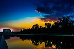 http://fineartamerica.com/featured/sunset-at-the-lincoln-memorial-kathy-liebrum-bailey.html