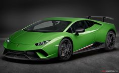 Lamborghini Huracán 'Performante' Sets New Nurburgring Record