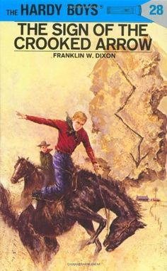 The Sign of the Crooked Arrow (Hardy Boys, Book 28) by Franklin W. Dixon. $7.99. Publisher: Grosset & Dunlap; Revised edition (January 1, 1949). Recommended for Ages 8 and up. 192 pages
