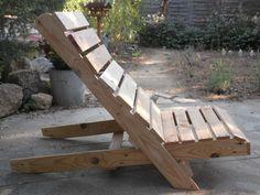 offrez vous le transat en bois de palettes de salon intrieur ou de jardin facilement - Mobilier De Jardin En Bois De Palette