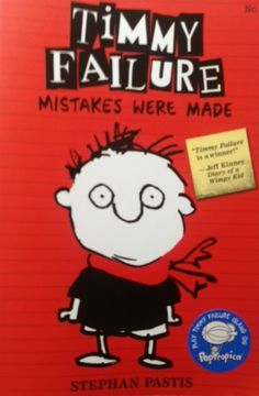 Review:  Timmy Failure – Mistakes Were Made (No. 1 in the series) Author: Stephan Pastis Publisher: Candlewick Press, 2013 Source: Personal purchase  Let me start with a few facts about…