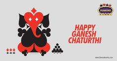 May the Blessings of Lord Ganesha always be upon you!  #GaneshChaturthi2017 Play Online Rummy, Win Real Cash Website: https://www.diamondrummy.com