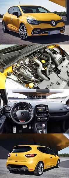 Amazing Techs of 2016 Renault Clio RS to Try Right Now Powered by RebelMouse Clio Williams, Clio Sport, Clio Rs, Megane Rs, Car Buyer, Car Logos, Cars And Motorcycles, Awesome, Amazing