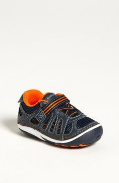 Stride Rite Chip Sneaker (Baby & Walker) available at #Nordstrom