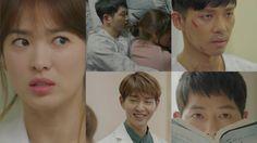 "[HanCinema's Drama Review] ""Descendants of the Sun"" Episode 14"