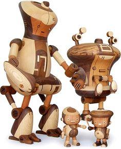 Awesome wood toys by Take-G: [ HGNJShoppingMall.com ] #modern #shop #deals