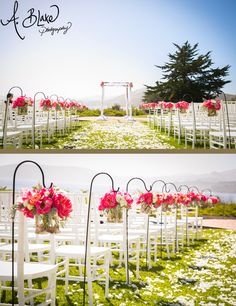 Jayan and Shereen's wedding at The Cliffs Resort in Pismo Beach, CA by San Luis Obispo / Paso Robles / Modesto wedding photographer and family photographer Ashley Blake