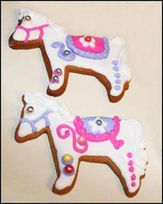 rda gingerbread horse - Google Search