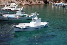 www.syros.gr Syros Greece, Paros, Boat, Island, Travel, Dinghy, Viajes, Boats, Islands