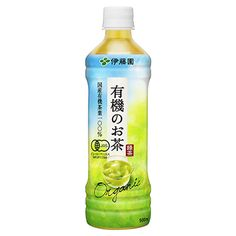有機のお茶 - 食@新製品 - 『新製品』から食の今と明日を見る! Japanese Drinks, Beverage Packaging, Laundry Detergent, Non Alcoholic, Bottle Design, Plastic Bottles, Kyoto, Design Projects, Packaging Design