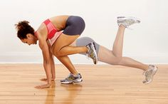 4 moves to strengthen the muscles in your feet and ankles to run farther and healthier.