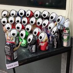 The aluminum can choir. Funny Vid, Stupid Funny Memes, Funny Relatable Memes, The Funny, Hilarious, Funny Photos, Funny Images, Memes Gratis, Band Memes