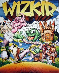 Wizkid (Amiga)