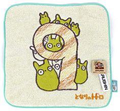 Mein Nachbar Totoro Mini-Handtuch 9 September - mrbento.de