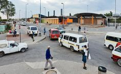 Taxi Rank No. 2 by South Architects Cities In Africa, Taxi, Line Art, South Africa, Architects, African, Contemporary, Modern, Confused
