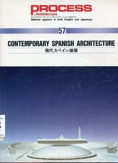 Contemporary Spanish architecture / [editor in charge: Baudilio A. Ruiz Muñiz]