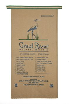 Great River Organic Milling, Organic Specialty Corn Meal, 25-Pound Package >>> See this great product.