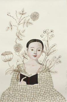 Anne Siems: Drawings
