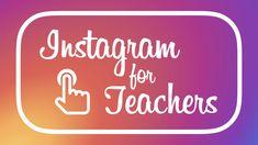 Cuentas de profesores en Instaagram que debes seguir instagram_educativos Instagram Tips, Instagram Accounts, Tech Websites, Google Classroom, Communication, Teacher, Social Media, Technology, Education