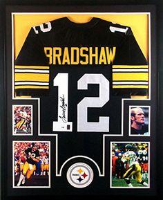 Terry Bradshaw Framed Jersey Signed PSA/DNA COA Autographed Pittsburgh Steelers Mister Mancave http://www.amazon.com/dp/B00SORA50Q/ref=cm_sw_r_pi_dp_3mKswb03ZEQ2G