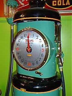 Nice clock face pump