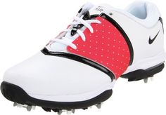 My new golf shoes! Nike Air Embellish :) you change the colors out to match your outfits :)