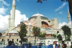 Hagia Sophia Istanbul, Turkey August 2015