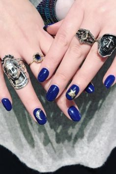 Today's show-me-your-rings comes straight from me to you. Each of my rings tells a story - on one hand I carry rings from my world travels; on the other, a ring each from the mothers and grandmothers in my life, and of course, Isadoras.  xo -Gemma