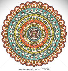 stock-vector-mandala-round-ornament-pattern-vintage-decorative-elements-hand-drawn-background-islam-arabic-227651008.jpg (450×470)