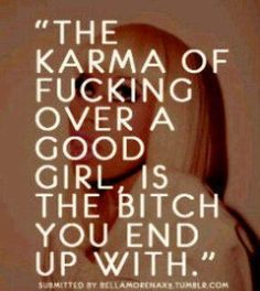 i hate when i am the one that has to show up as karma in someone life.but that's the way karma works. Great Quotes, Quotes To Live By, Me Quotes, Funny Quotes, Inspirational Quotes, Karma Quotes, Bitch Quotes, Quotes About Karma, Devil Quotes