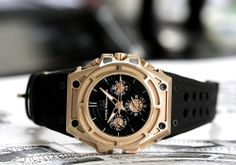 May 2012 Linde Werdelin launches SpidoSpeed Chronograph Gold, individually crafted in 1/8 kilo of 18 karat rose gold.