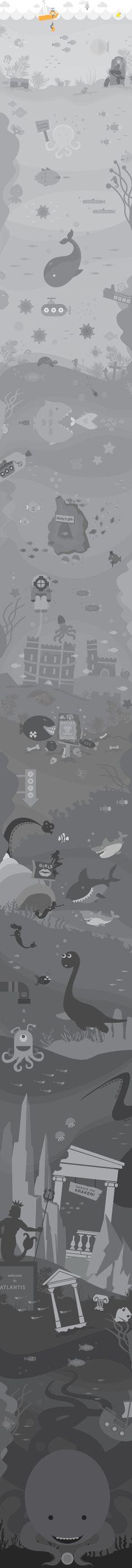 Fishfinger by studiosap , via Behance