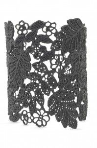 Chanity Lace Cuff my style!!!!!! so so so me!