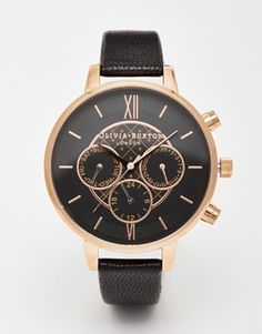 Olivia Burton Big Chrono Watch