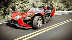 2015 Polaris Slingshot | 3 Wheel Motorcycle - Reverse Trike
