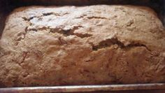 Gluten Free Zucchini Bread (With or Without Chocolate Chips).  Made as muffins (bake at 375 for 30 minutes).  The chocolate chips (used 1 cup) sunk to the bottom, but they were still yummy.  Kids had no idea they were GF!