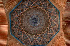 Domes & Arches of Shah Jehan Mosque (Thatta) « Islamic Arts and Architecture Islamic Tiles, Islamic Art, Islamic Architecture, Art And Architecture, Parametric Architecture, Shah Jahan Mosque, Islamic Patterns, Islamic Designs, Beautiful Mosques