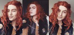 Norse Myth Loki Cosplay by certibbs