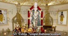 Sri Vishnu Temple Ramanarayanam