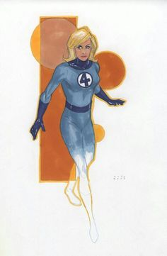 The Invisible Woman •Phil Noto