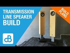 There is always a first for everything, and this is my first transmission line (TL) speaker build. I have heard people say that it is very difficult and time. Built In Speakers, Stereo Speakers, Listening Test, Transmission Line, Speaker Wire, Impact Driver, How To Plan, Building, Box